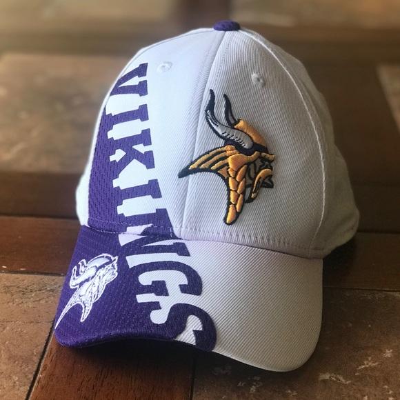 6a9dfe74 Reebok NFL Vikings hat